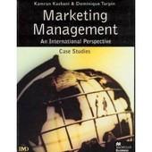 Marketing Management: An International Perspective - Case Studies de Kamran Kashini