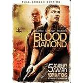 Blood Diamond (Full Screen Edition) de Edward Zwick