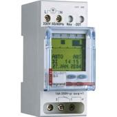Legrand 04761 - Interrupteur Horaire Multifonction Et Multiprogrammable. 230v, 1 Sortie 16a