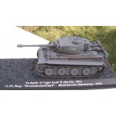 Char Pz. Kpfw. Vi Tiger Ausf. E Grossdeutschland 1/72