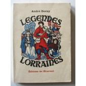 Legendes Lorraines de DORNY andr�