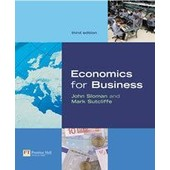 Economics For Business de John Sloman