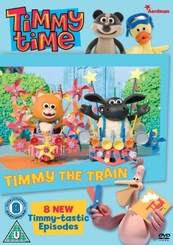 Timmy Time Timmy The Train Import Anglais Import