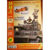 Mma Maquettes Modeles Actualite N� 45 : Un Tigre Dans Le Desert