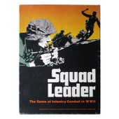 Squad Leader, The Game Of Infantry Combat In Wwii (The Avalon Hill Game Company)