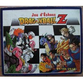 Jeu D'echec - Collection Dragon Ball Z
