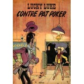 Lucky Luke Contre Pat Poker de MORRIS, GOSCINNY