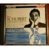 Oeuvres Pour Piano Vol. 4 : Sonates Pour Piano Nos. 2 & 18, Allegretto, 3 Valses Dalberto, Piano - Franz Schubert