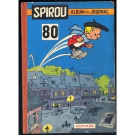 Album Du Journal De Spirou N�80