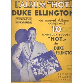 Duke Ellington - Supplément à l'Album Hot N°1 - 10 grands succès