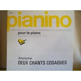Pianino 80:Deux chants cosaques