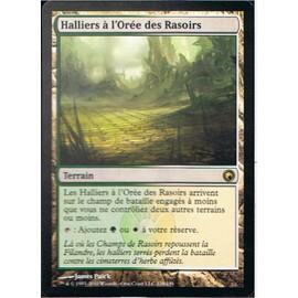 Halliers � L'or�e Des Rasoirs ( Razorverge Thicket ) - Magic Mtg