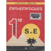 Mathematiques 1eres S/E Analyse - Edition 1987 de Pierre-Henri Terracher