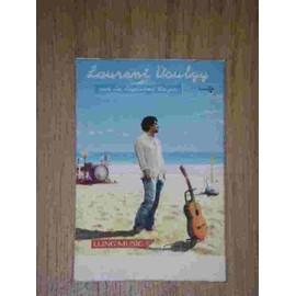 Pass autocollant concert de Laurent Voulzy