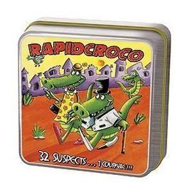Rapidcroco - Jeu De Poche