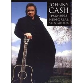 CASH JOHNNY 32-03 MEMORIAL SONGBOOK PVG