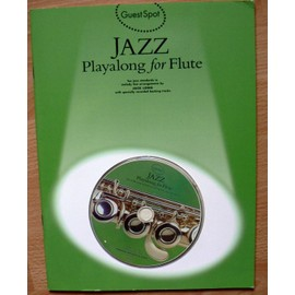 JAZZ play along for flute