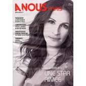 A Nous Paris N� 492 : Julia Roberts Shiseido Michael Douglas Nik Bartsch's Ronin