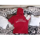 Superbe Sweat Rouge Ml � Capuche