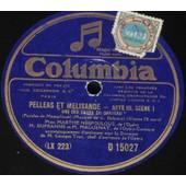 Pelleas Et Melisande - Debussy - Marthe, Nespoulous