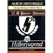 12.Ss-Panzer-Division Hitlerjugend de hubert meyer