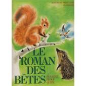 Le Roman Des Betes-Panache Plouf Quipic de lida rojankovsky