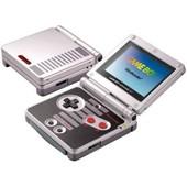 Game Boy Advance Sp Classic Nes Edition