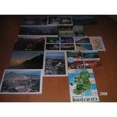 Lot De 13 Cartes Postales De Paysages De Pays Differents : Irlande - Canada - Portugal - Mexique - Angleterre - France