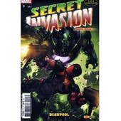 Secret Invasion Hors S�rie 3 : Deadpool de Medina Paco