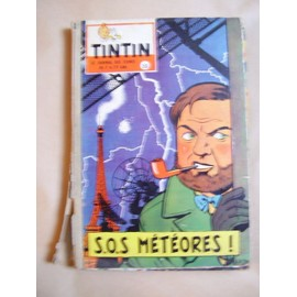 Tintin Album 35 + Tintin Album 52 N� 35