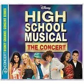 High School Musical The Concert (Cd+Dvd) - Soundtrack