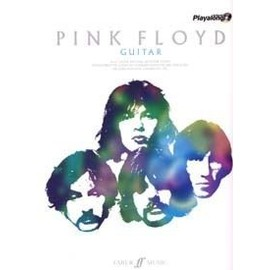 PINK FLOYD AUTHENTIC PLAYALONG GUITAR TAB CD