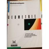 Math�matiques, 1�re S-E - G�om�trie, Probalit�s