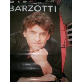 affiche de Claude Barzotti!!!