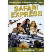 Les Sorciers De L'�le Aux Singes / Safari Express de Duccio Tessari