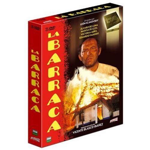 La Barraca   Dvd   Edition simple