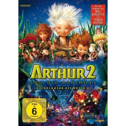 DVD * DVD ARTHUR UND DIE MINIMOYS 2 OVP [IMPORT ALLEMAND] (IMPORT) (DVD)