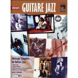 Fisher : guitare jazz niveau débutants (+ 1 CD) - Volonté