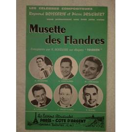 """valses """"musette des flandres"""" (par boisserie, verchuren, larcange, lassagne, prud'homme, duleu) // """"le piano de l'auvergne"""" (ségurel, thivet, monédière, saget, chalier, martini)"""