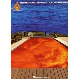RED HOT CHILI PEPPERS CALIFORNICATION TAB