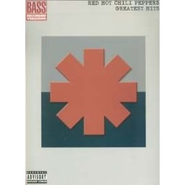 RED HOT CHILI PEPPERS GREATEST HITS BASS