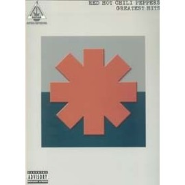 RED HOT CHILI PEPPERS GREATEST HITS GUITAR TAB