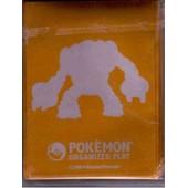 Pochettes De Protection Officielles Pour Cartes Pokemon Regigigas