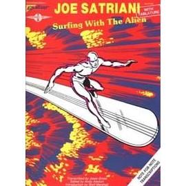 SATRIANI JOE SURFING WITH ALIEN TAB