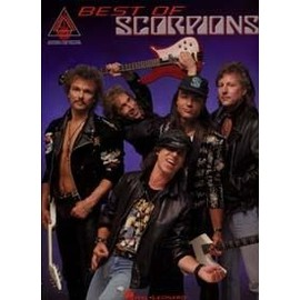 SCORPIONS BEST OF TAB