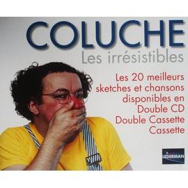 P.L.V Coluche 55 X 65 cm