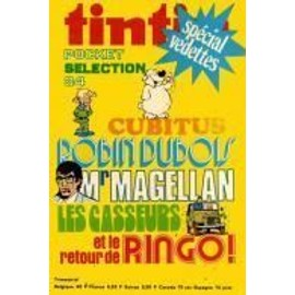 Tintin Pocket Selection N� 34 : Special Vedettes