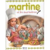 Martine Et Les Marmitons de gilbert delahaye