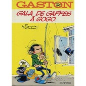 Gaston - R1 - Gala De Gaffes A Gogo de Franquin