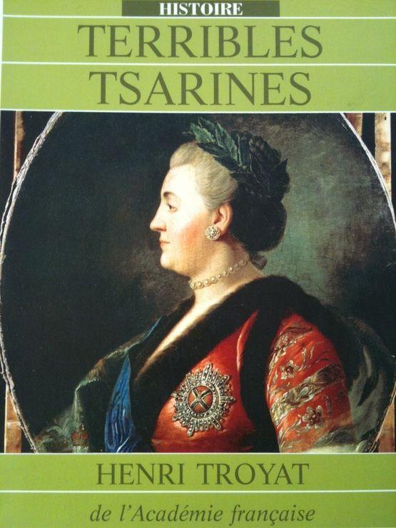 terribles tsarines - Feryane Livres en gros caractères - 01/01/1999